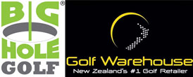Lower Hutt – Golf Warehouse & Driving Range